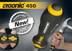 Produktinnovation Schlagkappen-Schraubendreher Serie 450…