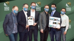 VANTAiO ist WINNER beim German Innovation Award 2020!