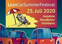 "#LeanCarSummerFestival – ""Business Kongress"" im Autokino"