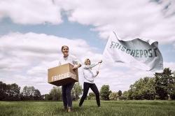 Trotz Corona-Krise: Frischepost versiebenfacht Umsatz im Privatkundengeschäft – Crowdinvesting-Kampagne über WIWIN startet