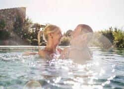 Poolüberdachung Swimmingpool – Badesaison verlängern