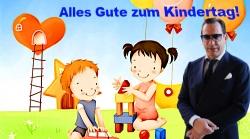 Josip Heit im Interview zum Internationalen Kindertag 2020
