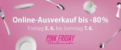 Sola Switzerland feiert das PINK FRIDAY Wochenende
