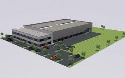 Eurotech baut neues Firmengebäude für 3,65 Mio. Euro