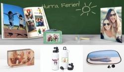 Mit Fotoprodukten von fotoCharly in die Sommerferien