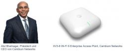 Verbesserte Performance und reduzierte Betriebskosten: Cambium Networks launcht neue Wi-Fi-6-Produkte