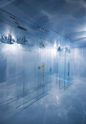 Unterwasserwelt in unterirdischen Stollen – Goldkammer Frankfurt setzt Schätze aus…