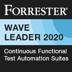 Parasoft ist Forrester Wave(TM) Sieger 2020