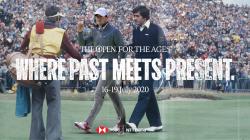 The Open – Mit KI von NTT DATA zur virtuellen Meisterschaft mit Golfgrößen aus fünf Jahrzehnten