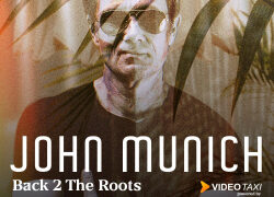 John Munich am 16. Juli live per Livestream auf Video.Taxi