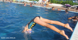 Schnappschüsse im Freibad – wer knipst, fliegt raus!