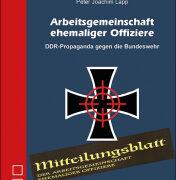 Neu im Helios-Verlag: Arbeitsgemeinschaft ehemaliger Offiziere – J.P. Lapp – Doku