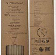 Verbot von Plastik-Trinkhalmen ab 2021