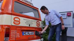 Deutschlandweit einzigartiges Smart Grid-Netz mit rückspeisefähiger Energie