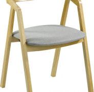 "Neu: Restaurant-Stuhl ""Claudia"" im Scandi-Chic"