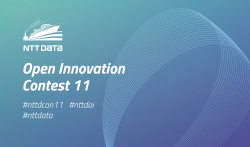 NTT DATA startet Bewerbungsphase für elften Open Innovation Contest