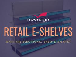 NOVISIGN und LUXX Light Technology präsentieren High End Shelf Display…