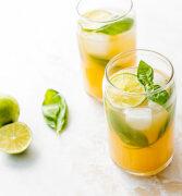 Cool bleiben mit kreativen Fruchtsaft-Drinks