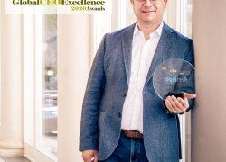 Best IT Solutions CEO 2020 (Deutschland): Marcus Heinrich