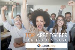MarketDialog unter den besten Arbeitgebern für Frauen