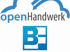 Der SHK-Großhandel Bergmann & Franz arbeitet mit der Handwerkersoftware/ Bausoftware openHandwerk zusammen