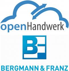 Der SHK-Großhandel Bergmann & Franz arbeitet mit der Handwerkersoftware/ Bausoftware…