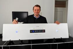 Weltneuheit im Kampf gegen Corona: Hochwirksame Luft- und Raumdesinfektion erstmals mit einem Gerät