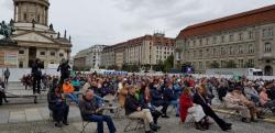 Der Turetsky-Chor und Deutschland finden immer besser zusammen