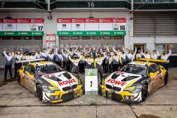 ROWE schafft die Sensation und gewinnt die 24h auf dem Nürburgring