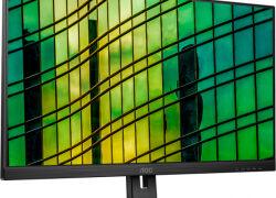 AOC präsentiert drei neue hochauflösende Monitore aus der E2-Serie