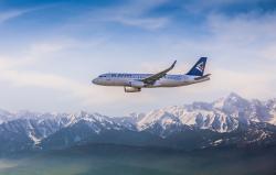 Air Astana fliegt wieder nach Usbekistan und Kirgisistan