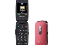 Neue Panasonic Senioren-Mobiltelefone