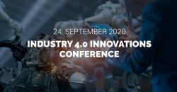 """Webkonferenz """"Industry 4.0 Innovations Conference"""" ein voller Erfolg"""