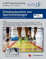 """Sportmedizin/ GOTS / Vorbeugen ist besser als heilen: Buch """"Prävention…"""