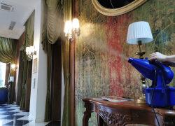 Mehr als oberflächliche Hygiene in Hotels: Hochwirksame ganzheitliche Naturdesinfektion mit Solenal