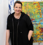 Kerstin Sokoll präsentiert ihre Werke in Dresden