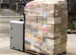 Digitaler Zwilling und Künstliche Intelligenz automatisieren Umschlaglager