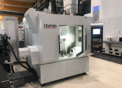 CHIRON kooperiert mit CNC Outlet Center