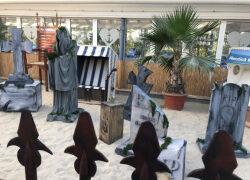 Halloween im Ferien- und Freizeitpark Weissenhäuser Strand an der Ostsee