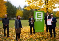 Contracting-Award 2020 – 1. Platz geht an E1 Energiemanagement | Zeitung Energie & Management