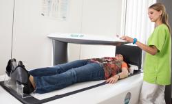 Mit Knochendichtemessung Frakturrisiko ermitteln