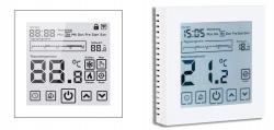Digital Thermostat Fußbodenheizung EL05 Weiss