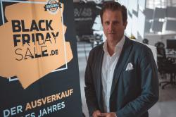 Bereits heute ab 19 Uhr: Start zum Black Friday Sale