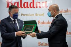 Feierlicher Start der Baladna App & Baladna WebShop