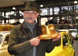 Horst Lichter zum Hutträger des Jahres 2020 gekürt!