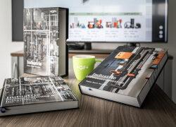 Neuauflage Planungshandbücher zur Rohrsystemtechnik bei industriellen Anwendungen und Prozessautomation in fluiden Prozessen