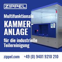 Zippel-Premium-Reinigungstechnik mit Hoch- oder Niederdruck. Zippel KLT/ Multifunktionale Kammeranlage zur…
