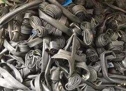 Wegwerfen oder nachhaltig nutzen: Wohin mit alten Fahrradteilen?