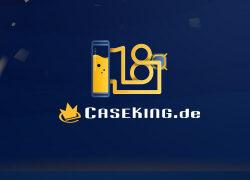 Caseking feiert seinen 18. Geburtstag mit Gewinnspiel