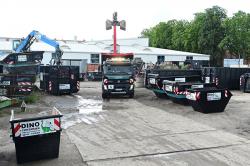 Containerservice für Abfallentsorgung
